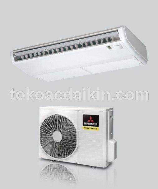 2 PK AC CEILING SUSPENDED MITSUBISHI