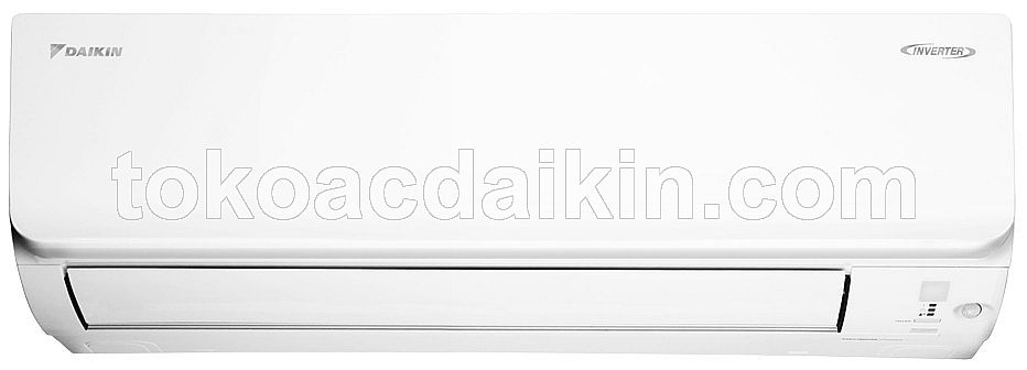 AC SPLIT DAIKIN INVERTER SMILE CURVE