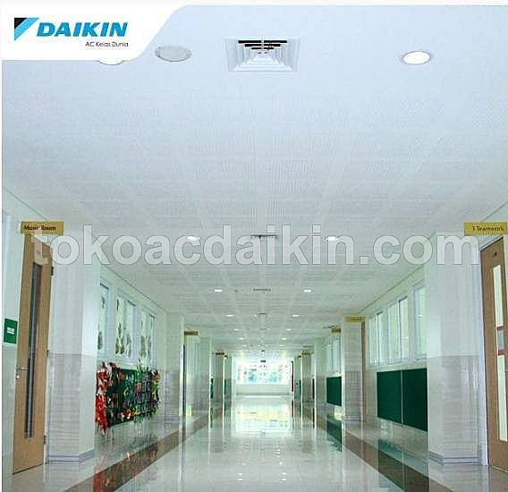 AC DAIKIN SPLIT DUCT LOW STATIC PRESSURE